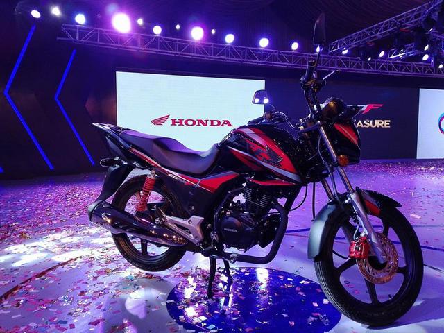 Xe côn tay siêu rẻ Honda CB150F trình làng, giá chỉ từ 34,4 triệu Đồng - Ảnh 6.