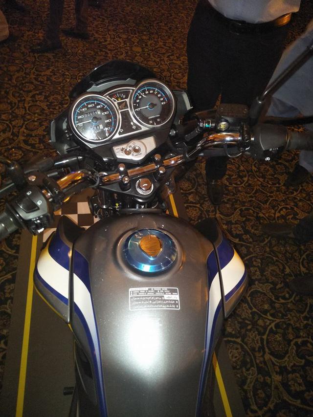 Xe côn tay siêu rẻ Honda CB150F trình làng, giá chỉ từ 34,4 triệu Đồng - Ảnh 7.