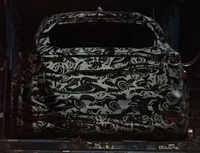 Xuất hiện hình ảnh được cho là Mazda CX-8, thiết kế na ná CX-5 - Ảnh 3.