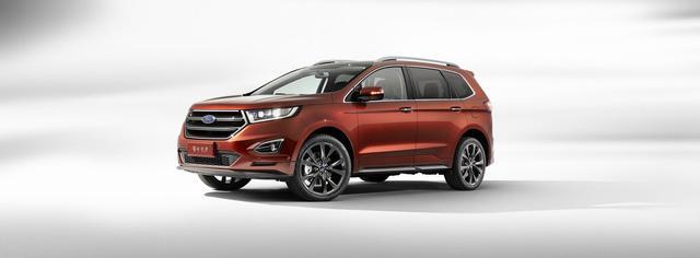 Ford Endura 2018 - SUV 7 chỗ mới, thay thế đàn anh Territory - Ảnh 1.
