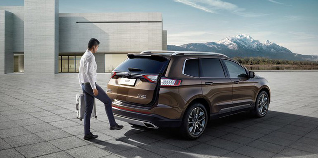 Ford Endura 2018 - SUV 7 chỗ mới, thay thế đàn anh Territory - Ảnh 2.