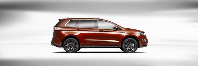Ford Endura 2018 - SUV 7 chỗ mới, thay thế đàn anh Territory - Ảnh 3.