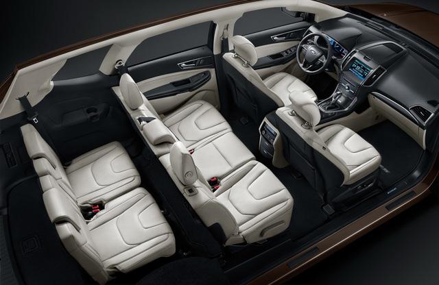 Ford Endura 2018 - SUV 7 chỗ mới, thay thế đàn anh Territory - Ảnh 4.