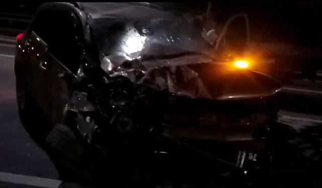 Chiếc Chevrolet Trax đầu tiên gặp nạn tại Việt Nam - Ảnh 2.