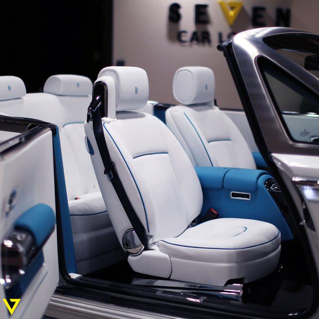 Cận cảnh chiếc Rolls-Royce Phantom Drophead Coupe ra lò cuối cùng - Ảnh 11.
