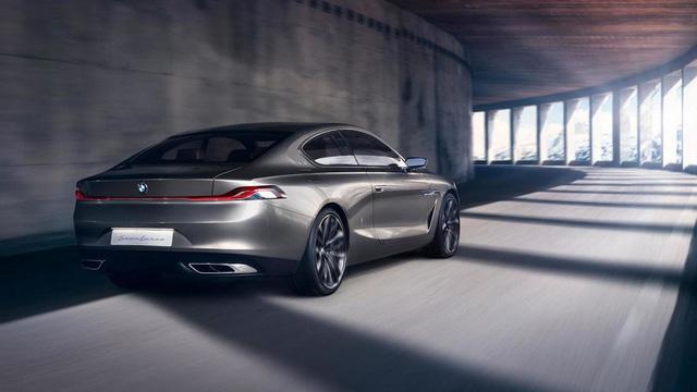 BMW 8-Series 2018 rục rịch ra mắt, cạnh tranh Mercedes-Benz S-Class Coupe - Ảnh 2.