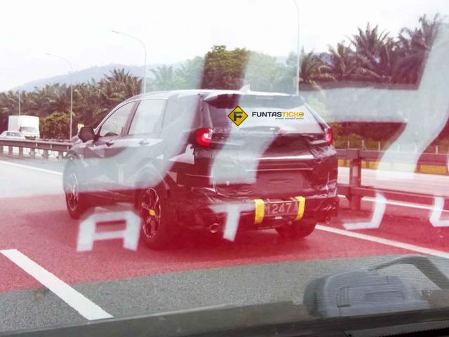 Honda CR-V 2017 liên tục ra mắt Đông Nam Á, khách Việt có thể phải chờ đến năm sau - Ảnh 2.