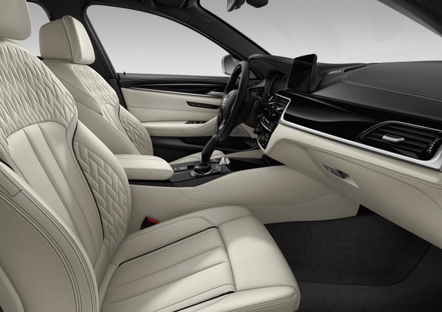 Xe sang BMW 5-Series 2017 có thêm phiên bản giá rẻ nhất mới - Ảnh 3.