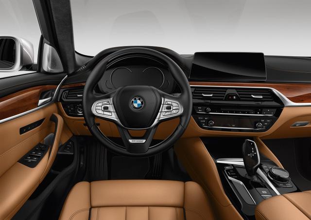 Xe sang BMW 5-Series 2017 có thêm phiên bản giá rẻ nhất mới - Ảnh 4.