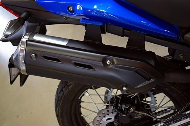 Xe adventure nhái kiểu dáng CSC RX3 có phiên bản nhẹ và rẻ hơn - Ảnh 4.