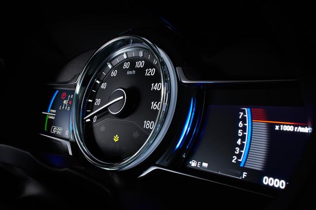 Honda City 2017 phiên bản Nhật nội địa được hé lộ - Ảnh 3.