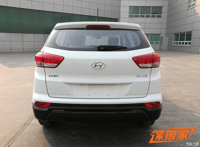 Hyundai Creta 2018 lộ diện với thiết kế khác xe ở Việt Nam - Ảnh 4.