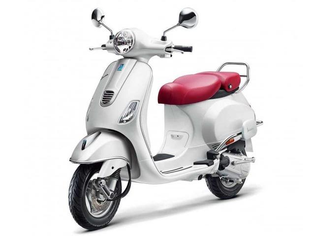 Xe ga Vespa Elegante 150 có phiên bản đặc biệt mới, giá từ 33,5 triệu Đồng - Ảnh 1.