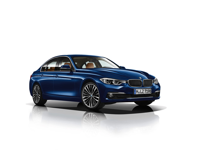Xe sang bán chạy BMW 3-Series 2018 có thêm 3 phiên bản mới - Ảnh 2.
