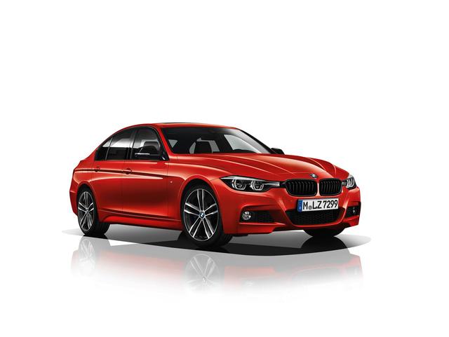 Xe sang bán chạy BMW 3-Series 2018 có thêm 3 phiên bản mới - Ảnh 4.