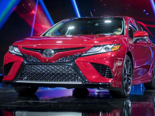 CEO Toyota: Đừng nói xe của chúng tôi nhàm chán nữa! - Ảnh 1.