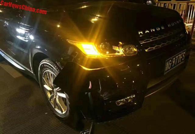 Lamborghini Murcielago hàng hiếm gây tai nạn liên hoàn, Range Rover bị vạ lây - Ảnh 4.
