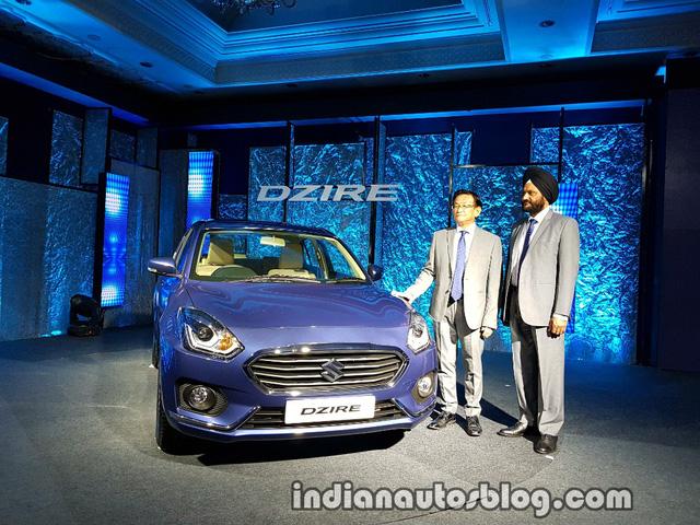 Suzuki Swift Sedan 2017 có giá chưa đến 200 triệu Đồng tại Ấn Độ khiến người Việt phát thèm - Ảnh 1.