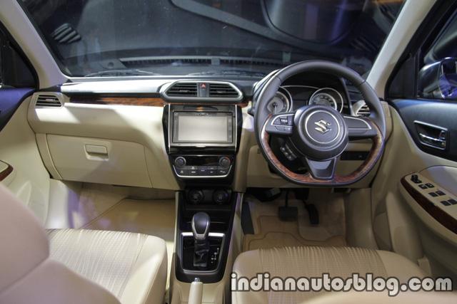 Suzuki Swift Sedan 2017 có giá chưa đến 200 triệu Đồng tại Ấn Độ khiến người Việt phát thèm - Ảnh 5.