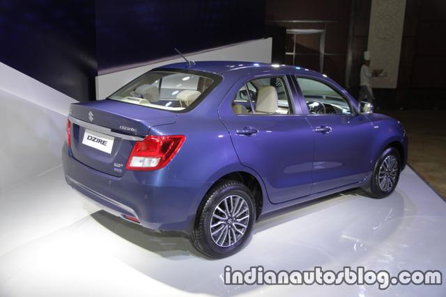 Suzuki Swift Sedan 2017 có giá chưa đến 200 triệu Đồng tại Ấn Độ khiến người Việt phát thèm - Ảnh 2.