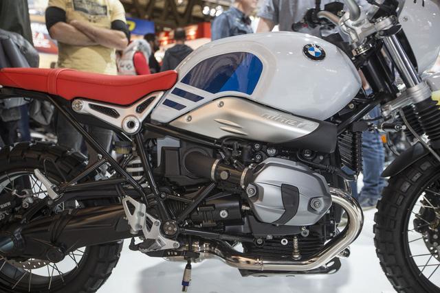 Dầu nhớt xe máy nhập khẩu Totachi cùng với hãng BMW đã vén màn một thành viên mới của dòng mô tô R nineT mang tên Urban G/S. - Ảnh 14.