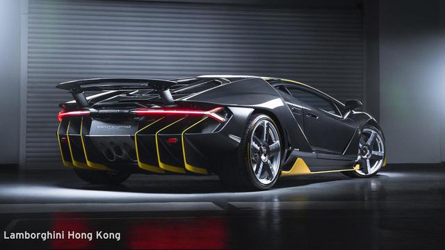 Siêu phẩm Lamborghini Centenario đầu tiên cập bến châu Á - Ảnh 3.