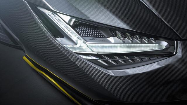 Siêu phẩm Lamborghini Centenario đầu tiên cập bến châu Á - Ảnh 8.