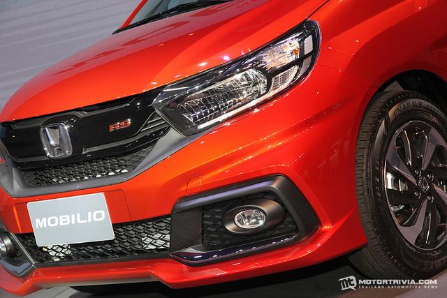 Xe MPV bình dân Honda Mobilio 2017 ra mắt Thái Lan, giá từ 433 triệu Đồng - Ảnh 2.