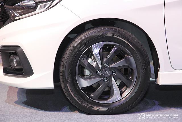 Xe MPV bình dân Honda Mobilio 2017 ra mắt Thái Lan, giá từ 433 triệu Đồng - Ảnh 5.