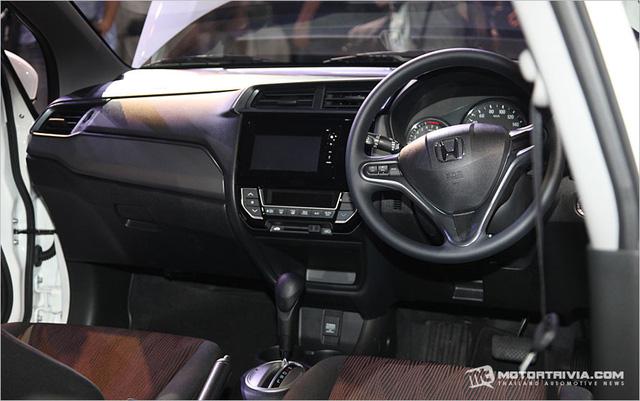 Xe MPV bình dân Honda Mobilio 2017 ra mắt Thái Lan, giá từ 433 triệu Đồng - Ảnh 7.