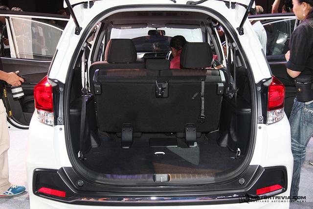 Xe MPV bình dân Honda Mobilio 2017 ra mắt Thái Lan, giá từ 433 triệu Đồng - Ảnh 8.