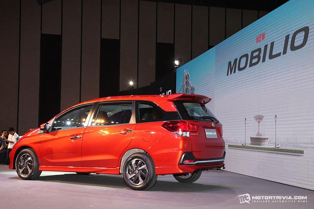 Xe MPV bình dân Honda Mobilio 2017 ra mắt Thái Lan, giá từ 433 triệu Đồng - Ảnh 11.