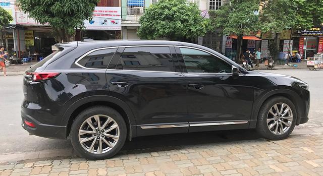 Crossover tiền tỷ Mazda CX-9 2017 đầu tiên ra biển trắng tại Việt Nam - Ảnh 2.