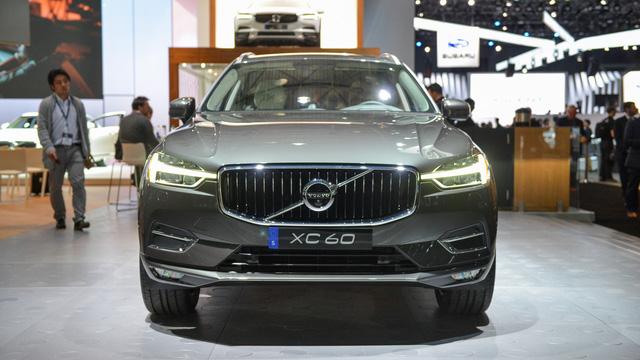 Crossover cao cấp Volvo XC60 2018 đã có giá bán - Ảnh 1.
