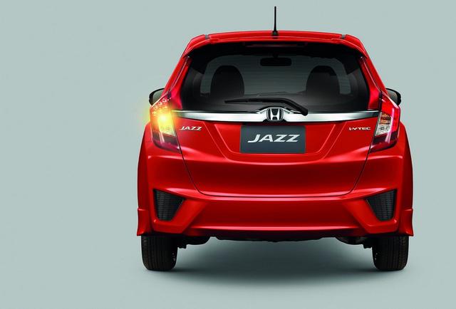 Honda Jazz 2017 chính thức ra mắt Đông Nam Á, giá dưới 400 triệu Đồng - Ảnh 6.