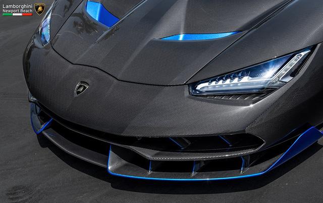 Cận cảnh siêu phẩm Lamborghini Centenario đầu tiên đặt chân đến Mỹ - Ảnh 3.