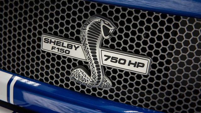 Shelby F-150 Super Snake 2017 - Xe bán tải khủng long mạnh như siêu xe - Ảnh 3.