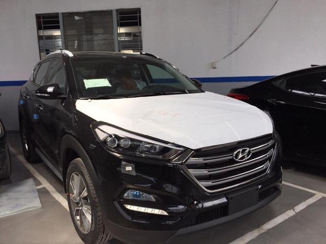Crossover cỡ nhỏ Hyundai Tucson phiên bản mới lộ diện tại Việt Nam - Ảnh 3.
