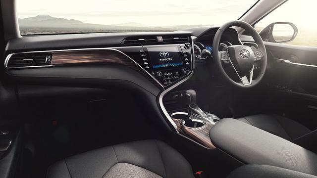 Xem trước diện mạo của Toyota Camry 2018 dành cho châu Á - Ảnh 6.