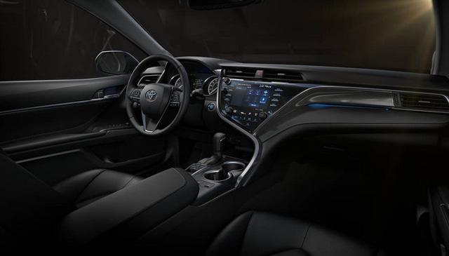 Xem trước diện mạo của Toyota Camry 2018 dành cho châu Á - Ảnh 7.