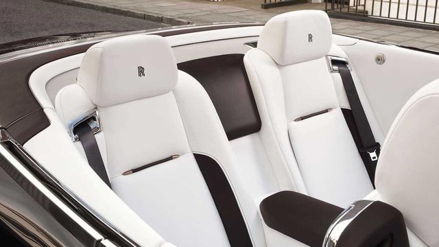 Làm quen với chiếc Rolls-Royce Dawn đặc biệt nhất thế giới - Ảnh 5.