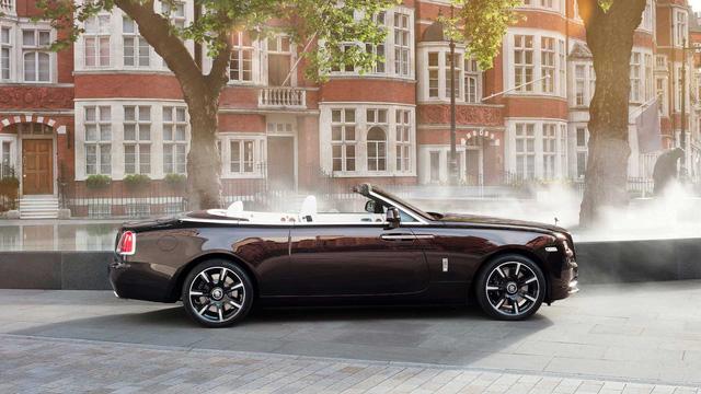 Làm quen với chiếc Rolls-Royce Dawn đặc biệt nhất thế giới - Ảnh 6.