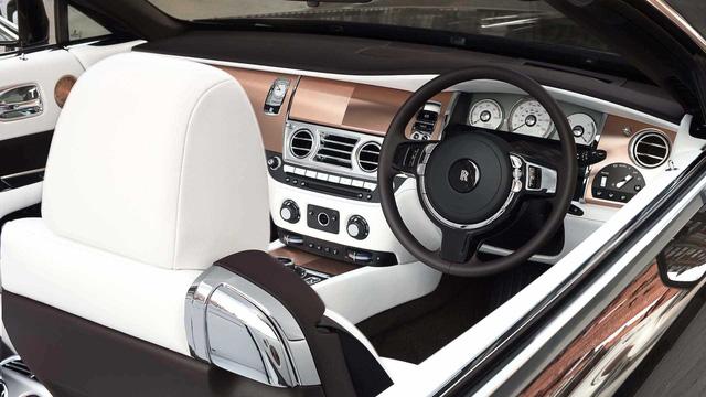 Làm quen với chiếc Rolls-Royce Dawn đặc biệt nhất thế giới - Ảnh 9.