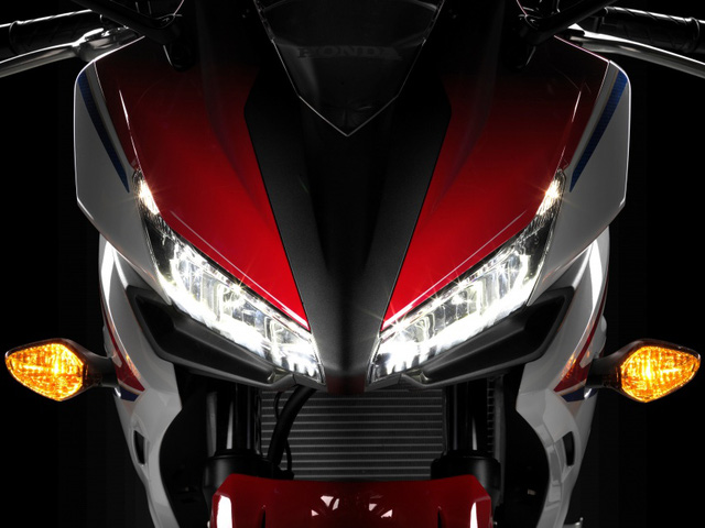 Cặp đôi mô tô tầm trung Honda CBR500R và CB500F 2017 ra mắt Đông Nam Á - Ảnh 13.
