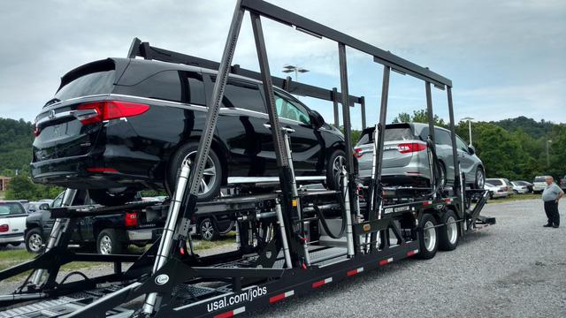 Xe gia đình lý tưởng Honda Odyssey 2018 đã xuất hiện tại các đại lý - Ảnh 2.