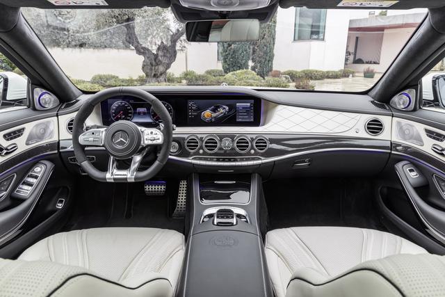 Sedan hạng sang cỡ lớn Mercedes-Benz S-Class 2018 được công bố giá bán - Ảnh 2.
