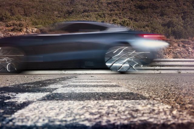 Xe trong mơ BMW 8-Series 2018 lộ diện trước giờ ra mắt - Ảnh 1.
