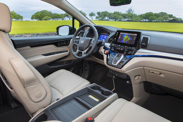 Xe gia đình lý tưởng Honda Odyssey 2018 được công bố giá bán - Ảnh 2.