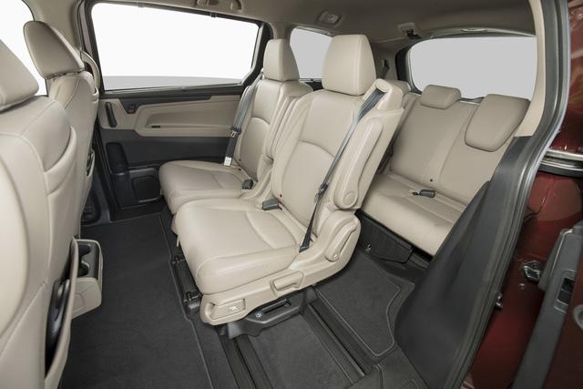 Xe gia đình lý tưởng Honda Odyssey 2018 được công bố giá bán - Ảnh 4.