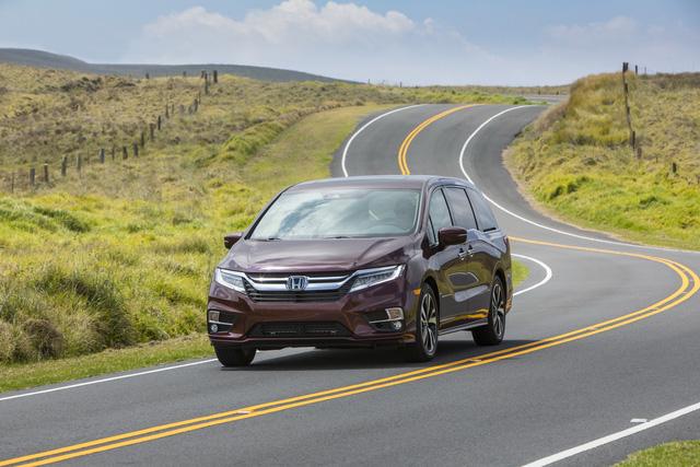 Xe gia đình lý tưởng Honda Odyssey 2018 được công bố giá bán - Ảnh 5.